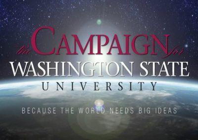 Campaign for Washington State University